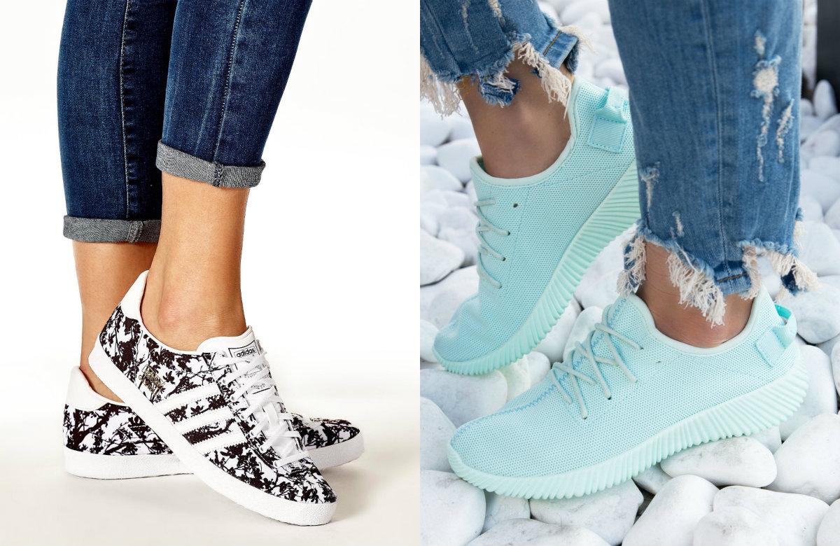 Buty sportowe na każdy dzień