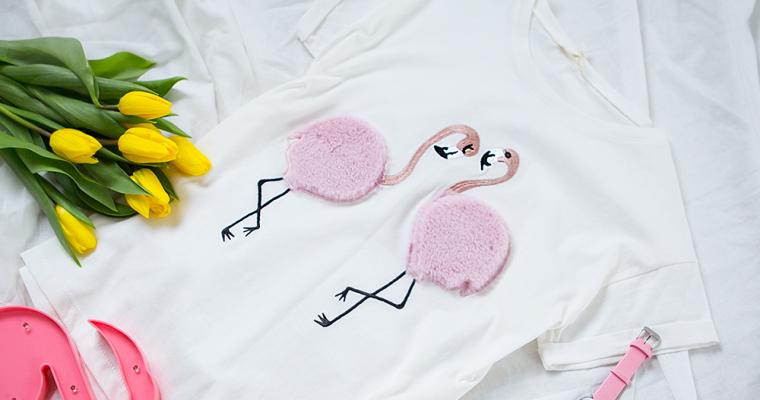 5f5f01d197 Flamingi - wybieramy ciekawe ubrania i dodatki - blog Factoryprice