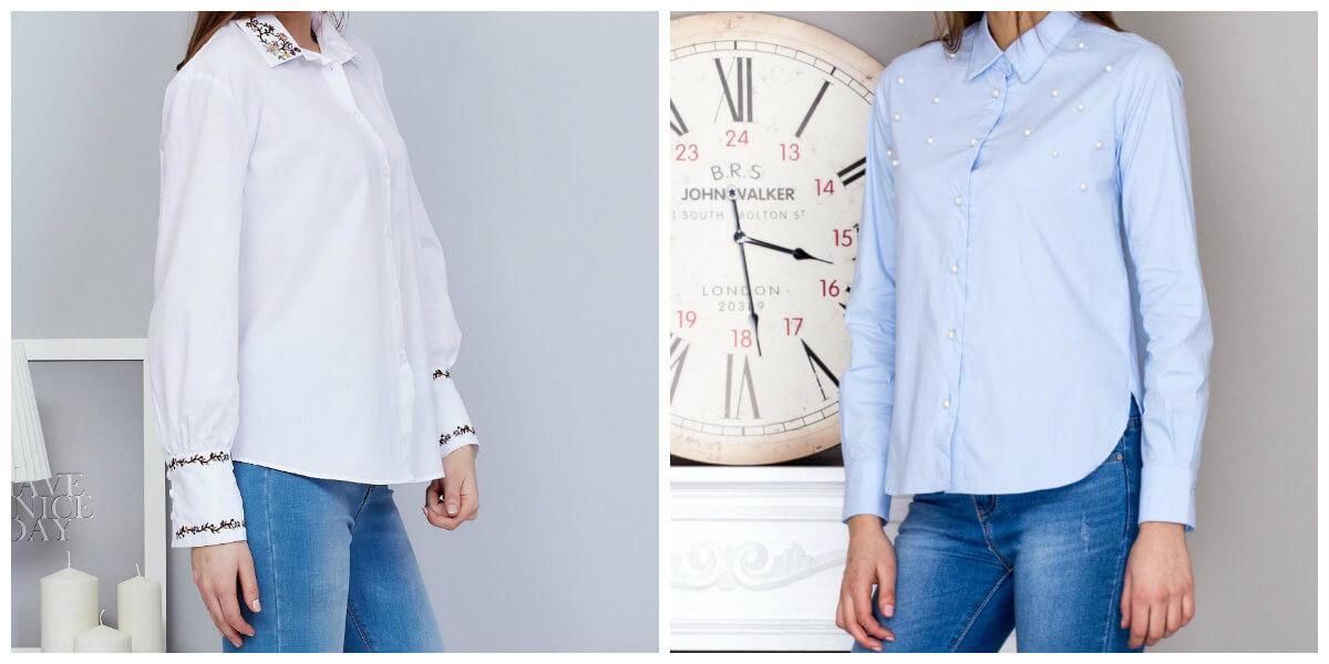 Damskie koszule modele, które warto mieć w tym sezonie