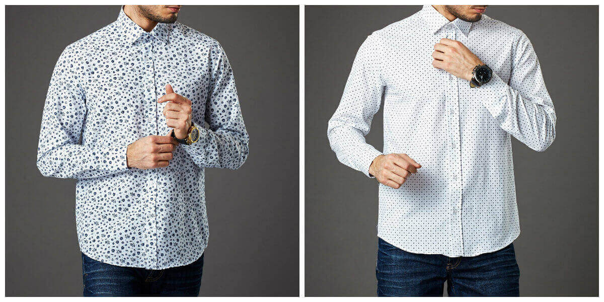 modne koszule męskie