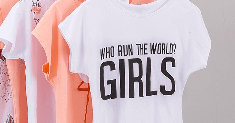 Koszulki na prezent dla kobiety: jakie kupować? blog