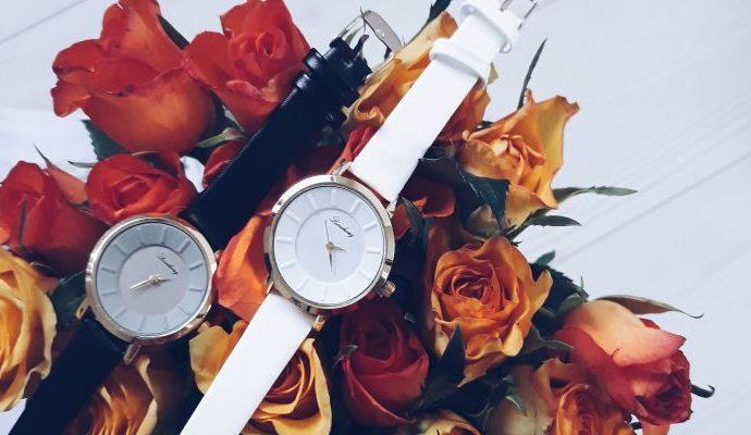 modne zegarki damskie